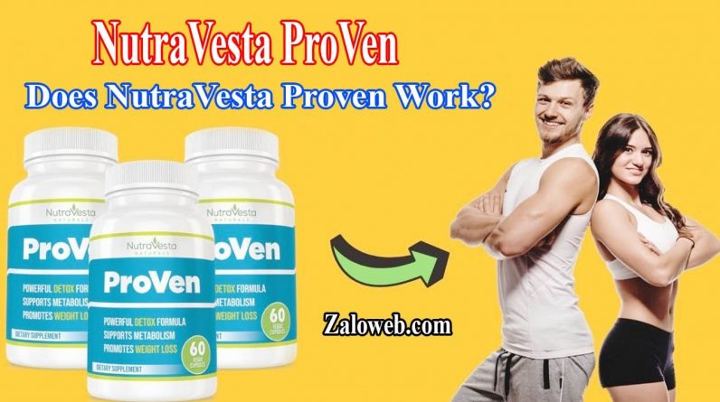 NutraVesta ProVen Weight Loss Supplement ⚠️ DOES IT WORK? (Part 5)
