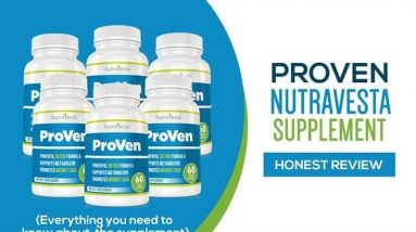 ProVen by NutraVesta is a weight loss Supplement Check below to Get More information